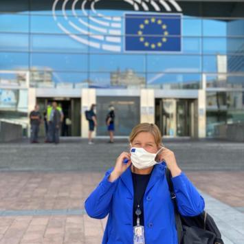 Min vecka - Aktuellt från Karin Karlsbro i Europaparlamentet