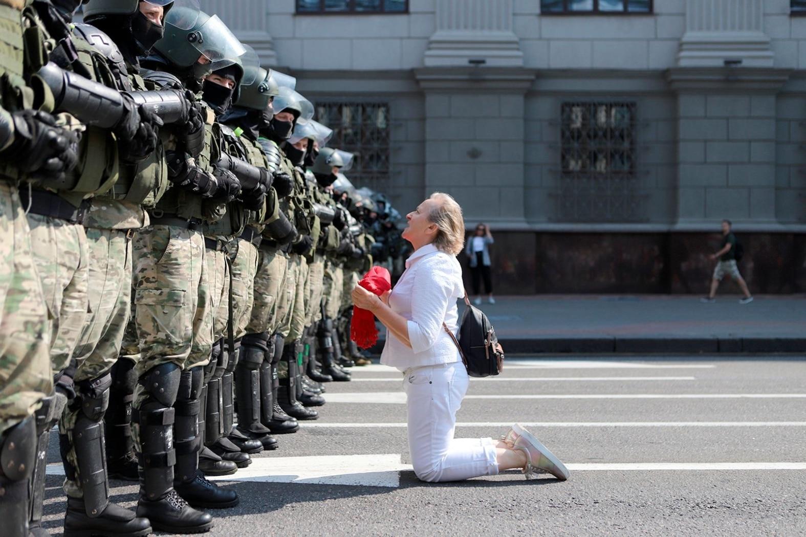 Borås Tidning: Vår uppgift är att stötta Belarus till frihet