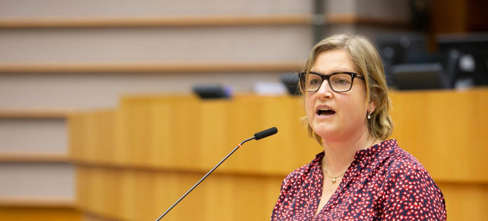 Karlsbro (L) kritisk i Europaparlamentets debatt med EU:s utrikeschef Josep Borrell om Ryssland