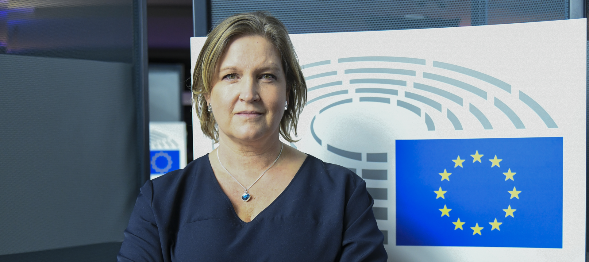 Karin Karlsbro (L) välkomnar att Europaparlamentet vill prissätta koldioxidutsläpp för importerade varor