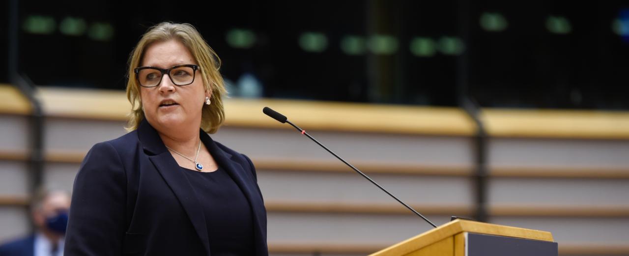 Liberalerna i Europaparlamentet kräver: Frys diskussionerna om investeringsavtal med Kina så länge de sanktionerar demokratiskt valda politiker