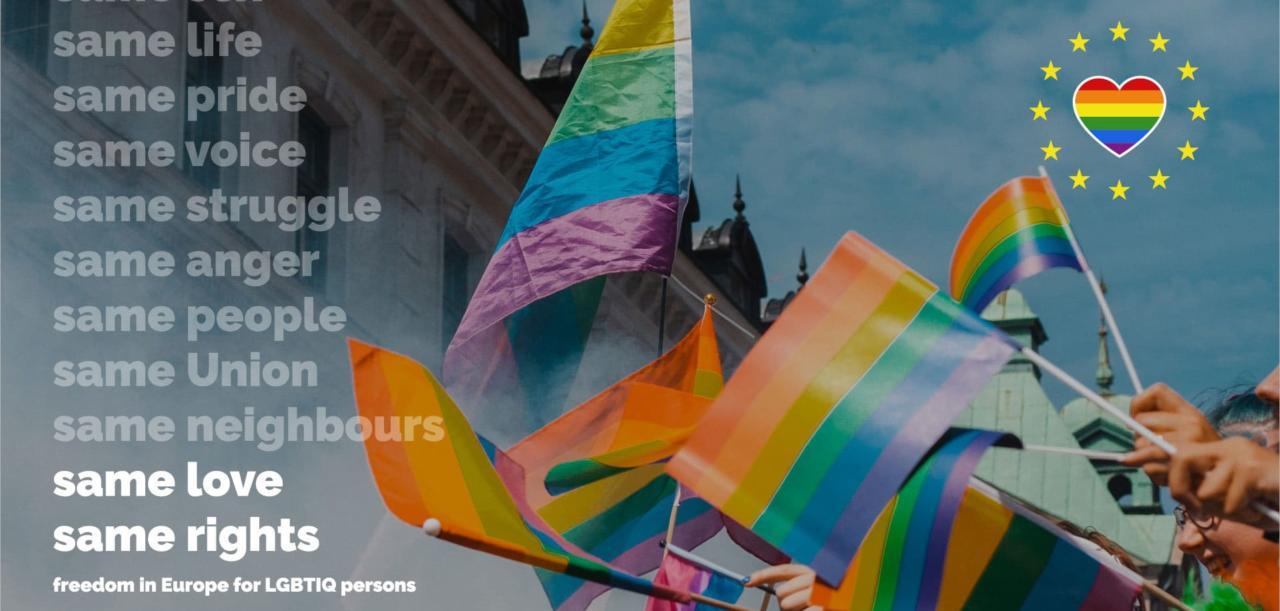 Karin Karlsbro (L) välkomnar EU-parlamentets beslut om att göra EU till en frihetszon för HBTQI-personer.