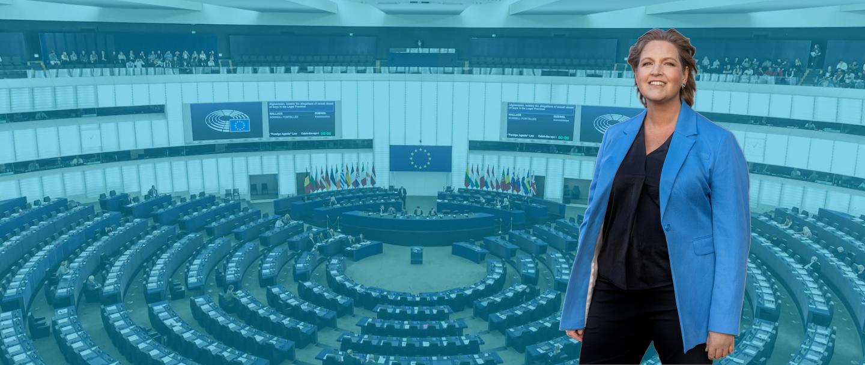 Praktik hos Karin Karlsbro på Liberalernas kansli i Europaparlamentet VT-2022