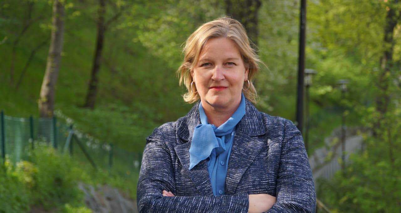 Liberalen Karin Karlsbro utsedd till huvudförhandlare i Europaparlamentets handelsutskott för EU:s nya gränsjusteringsmekanism för koldioxid